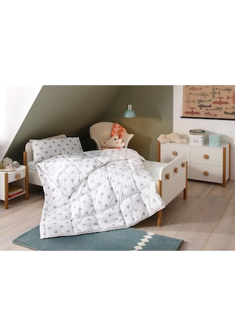 Kinderbettdecke + Kopfkissen, »Stern«, Lüttenhütt kaufen