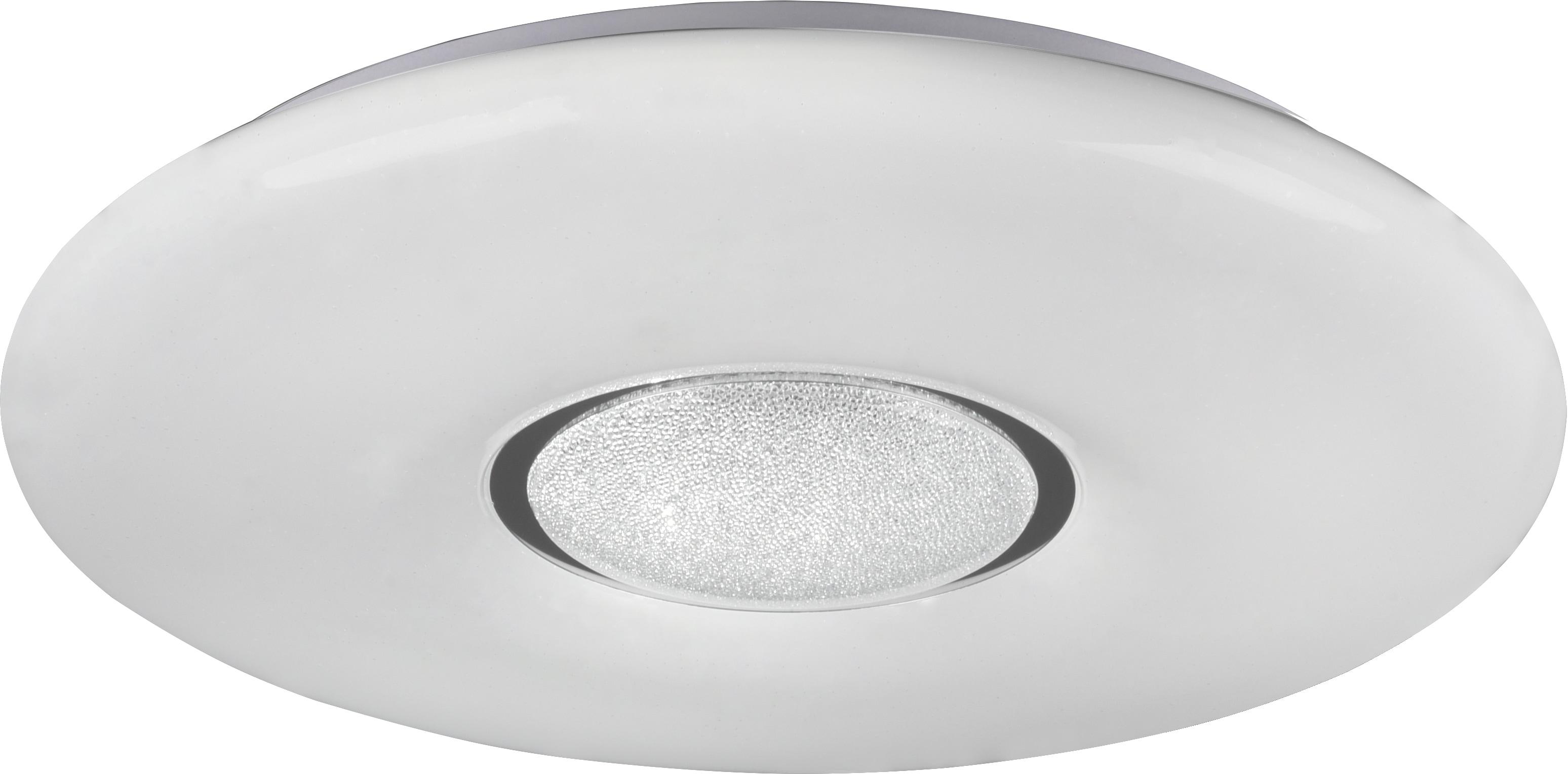 TRIO Leuchten LED Deckenleuchte Lia, LED-Modul, Farbwechsler