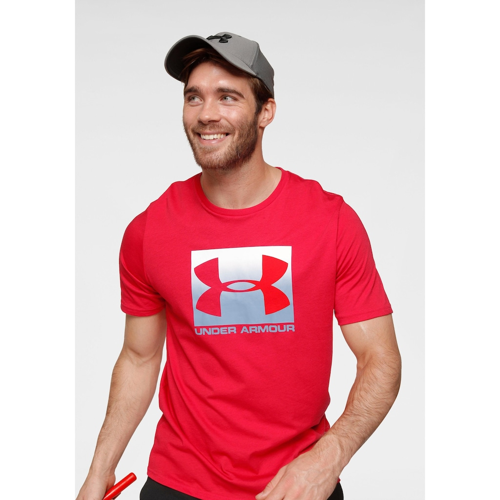 Under Armour® Funktionsshirt »UA BOXED SPORTSTYLE SHORT SLEEVE«