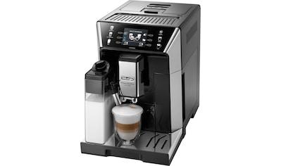 De'Longhi Kaffeevollautomat »PrimaDonna Class ECAM 550.65.SB, schwarz« kaufen