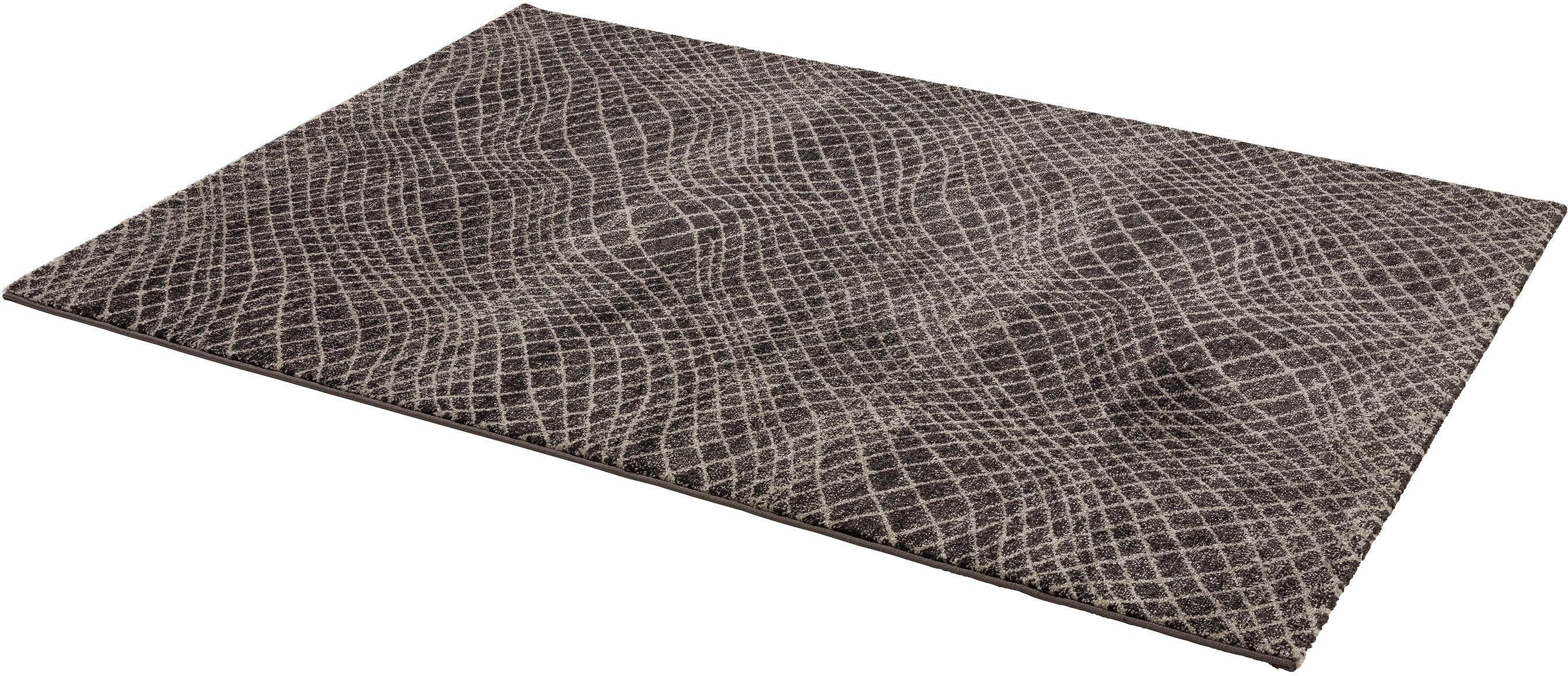 Teppich Carpi Gitter ASTRA rechteckig Höhe 15 mm
