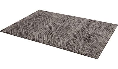 ASTRA Teppich »Carpi Gitter«, rechteckig, 15 mm Höhe, Wohnzimmer kaufen