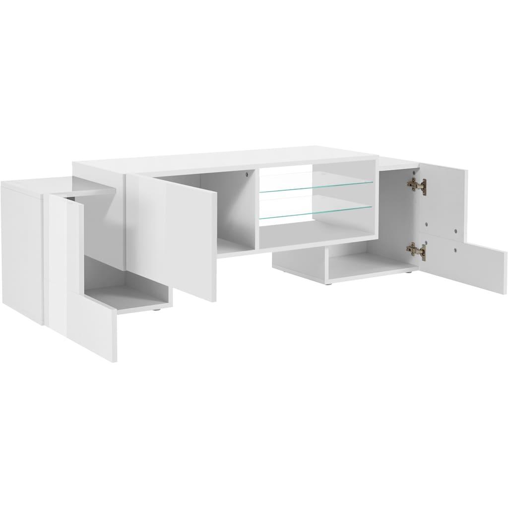 Tecnos Lowboard »Pillon«, Breite 150 cm