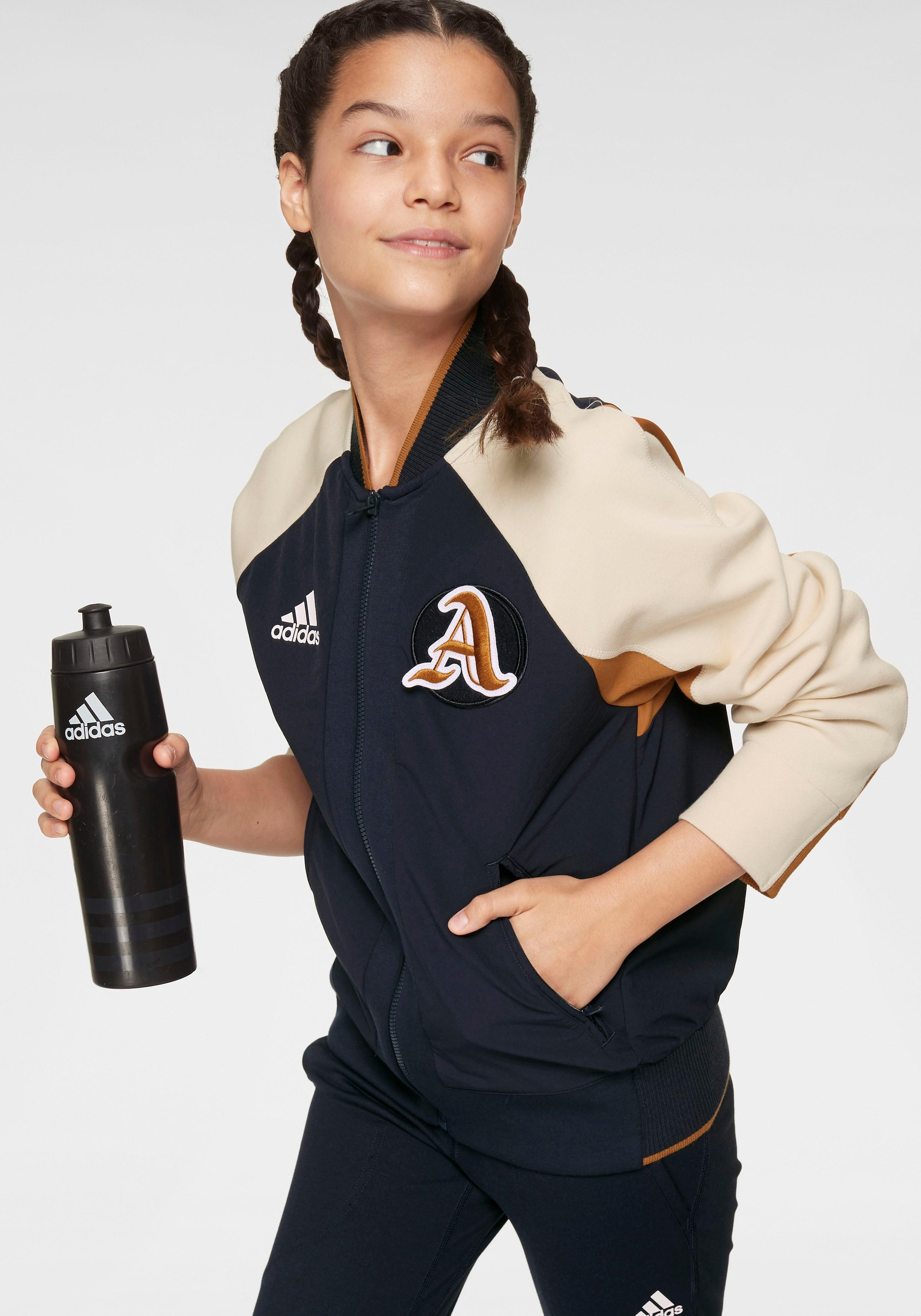 adidas Performance Collegejacke »Young Girl VRCT Jacket« Online Shop