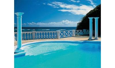 Papermoon Fototapete »Pool View« kaufen