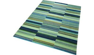 Esprit Teppich »Colorpop«, rechteckig, 10 mm Höhe, Wohnzimmer kaufen