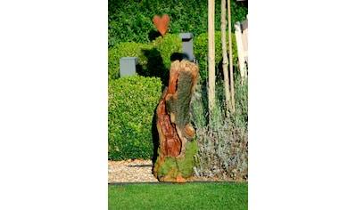 DOBAR Gartenbrunnen BxTxH: ca. 33x28x78 cm kaufen