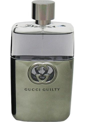 GUCCI Eau de Toilette »Guilty Pour Homme« kaufen