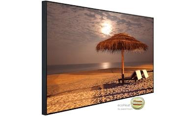 Papermoon Infrarotheizung »Sunser Beach«, sehr angenehme Strahlungswärme kaufen