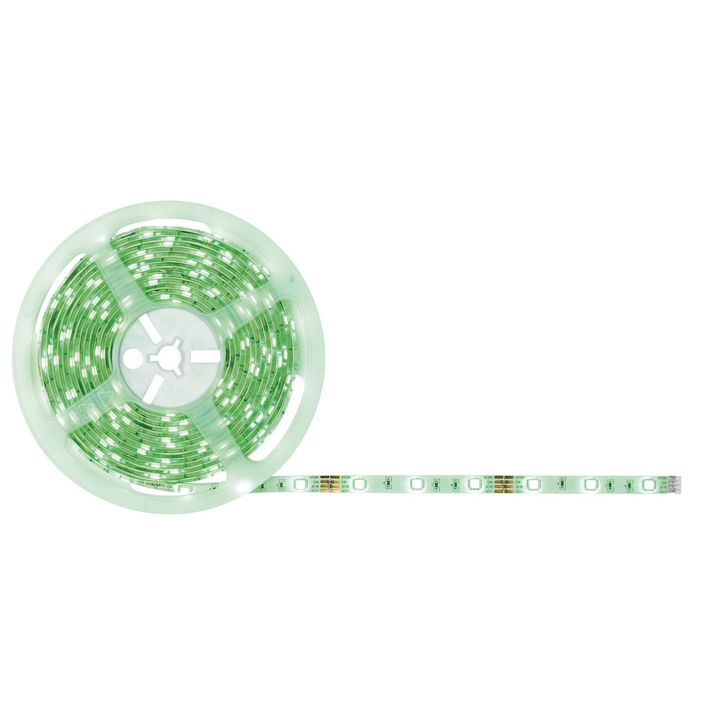 Paulmann LED-Streifen »SimpLED Strip Set 5m 20W RGB beschichtet«, 1 St.-flammig