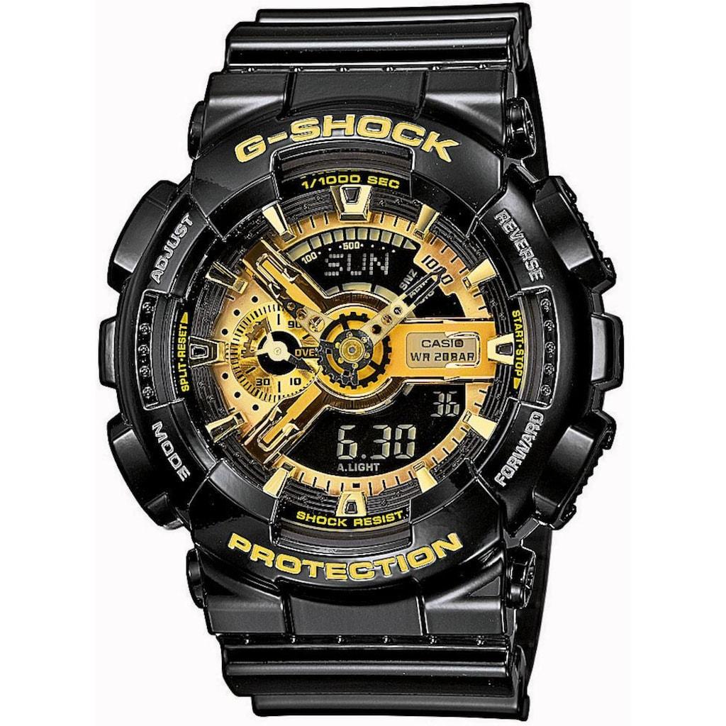 CASIO G-SHOCK Chronograph »GA-110GB-1AER«