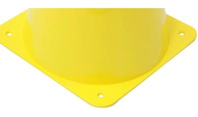 Jamara Pylone »Traffic«, Kunststoff, gelb, 4 Stück, øxH: 10x17 cm kaufen