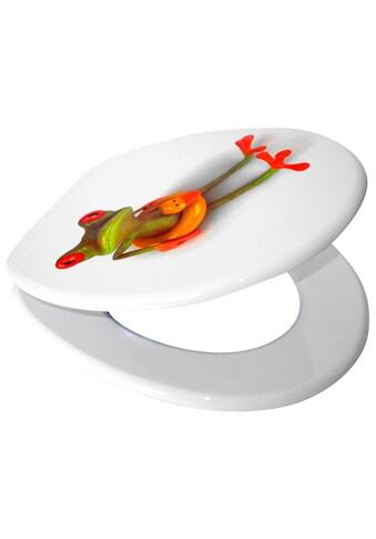 SANILO WC - Sitz »Froggy«, mit Absenkautomatik kaufen