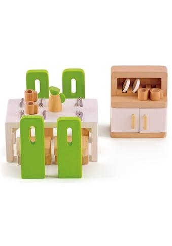 """Hape Puppenhausmöbel """"Esszimmer"""", (Set, 23 - tlg.) kaufen"""