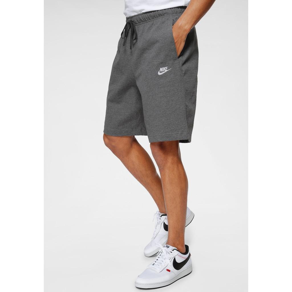 Nike Sportswear Sweatshorts »Nike Sportswear Club Men's Jersey Shorts«