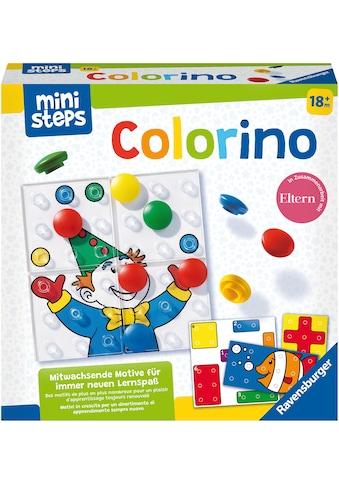 Ravensburger Spiel »ministeps®, Colorino«, Made in Europe, FSC® - schützt Wald - weltweit kaufen