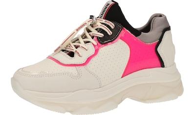 Bronx Sneaker »Nubukleder« kaufen