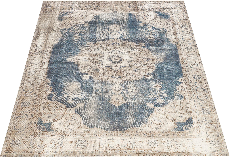 Teppich Rayan Leonique rechteckig Höhe 9 mm maschinell gewebt