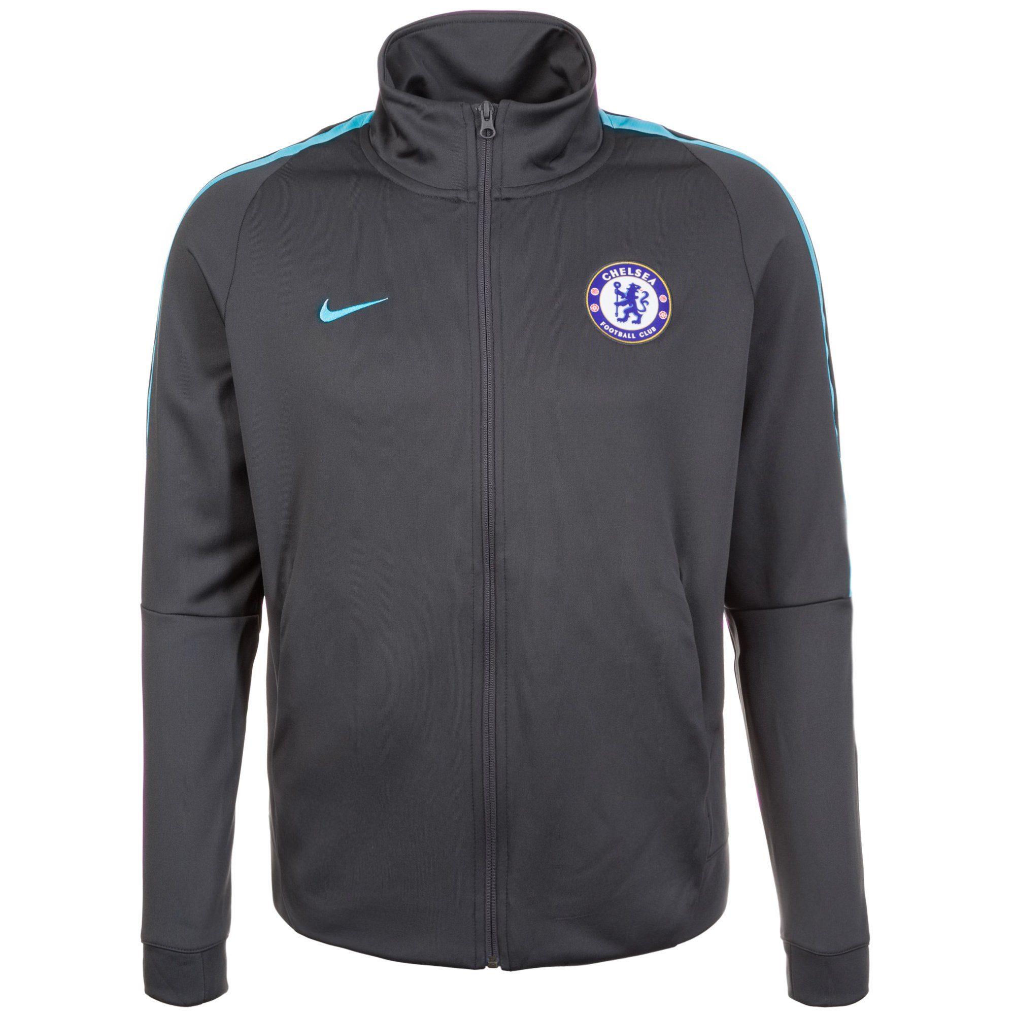 Nike Trainingsjacke Fc Chelsea Franchise   Sportbekleidung > Sportjacken > Trainingsjacken   Schwarz   Nike