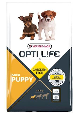 Bento Kronen Trockenfutter »Opti Life Puppy Mini«, (1), 7,5 kg kaufen