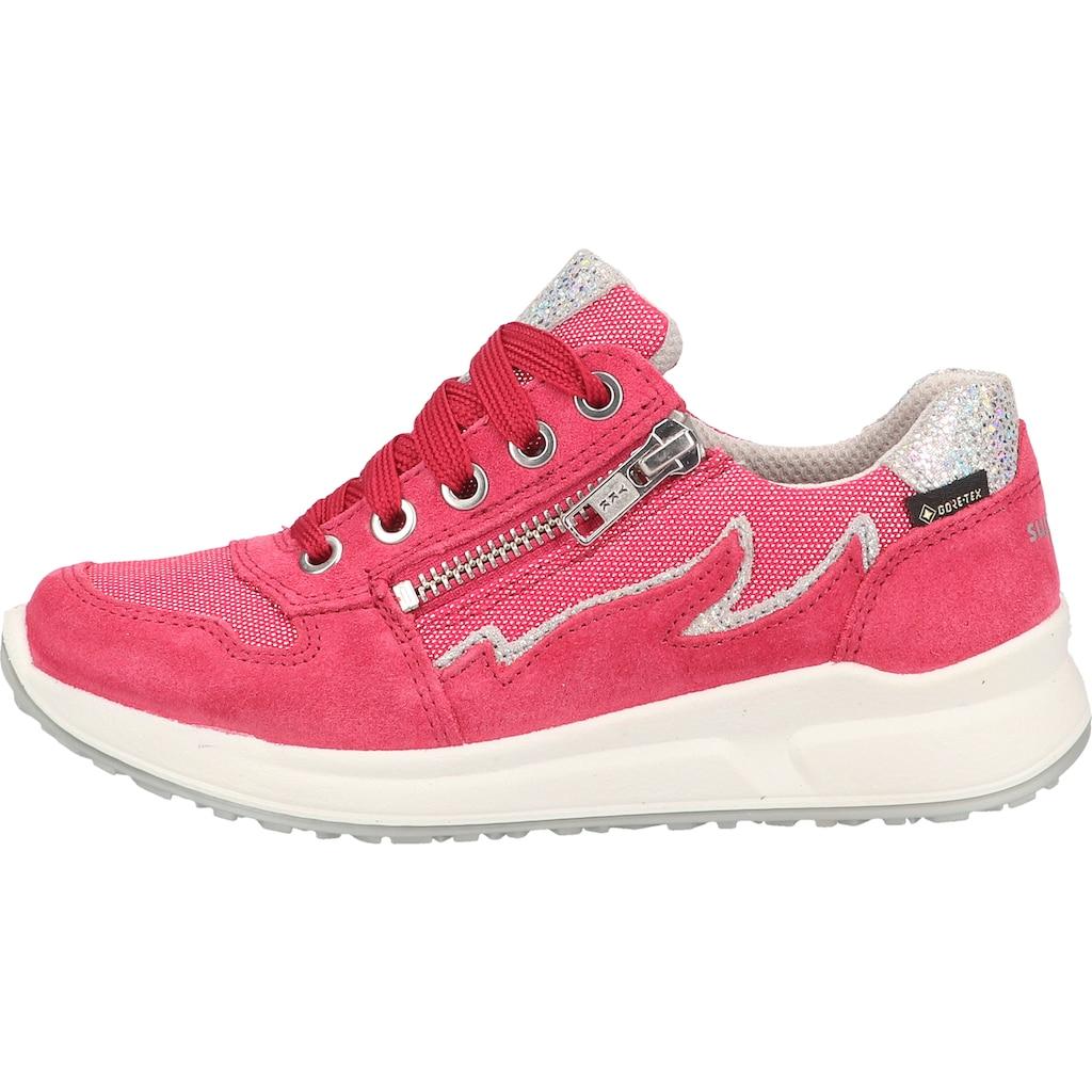 Superfit Sneaker »Veloursleder/Textil«