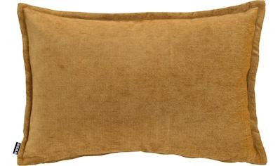 H.O.C.K. Dekokissen »Bizantina«, mit umlaufender Biese kaufen