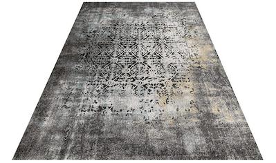 Festival Teppich »Bodrum 901«, rechteckig, 8 mm Höhe, Kurzflor kaufen