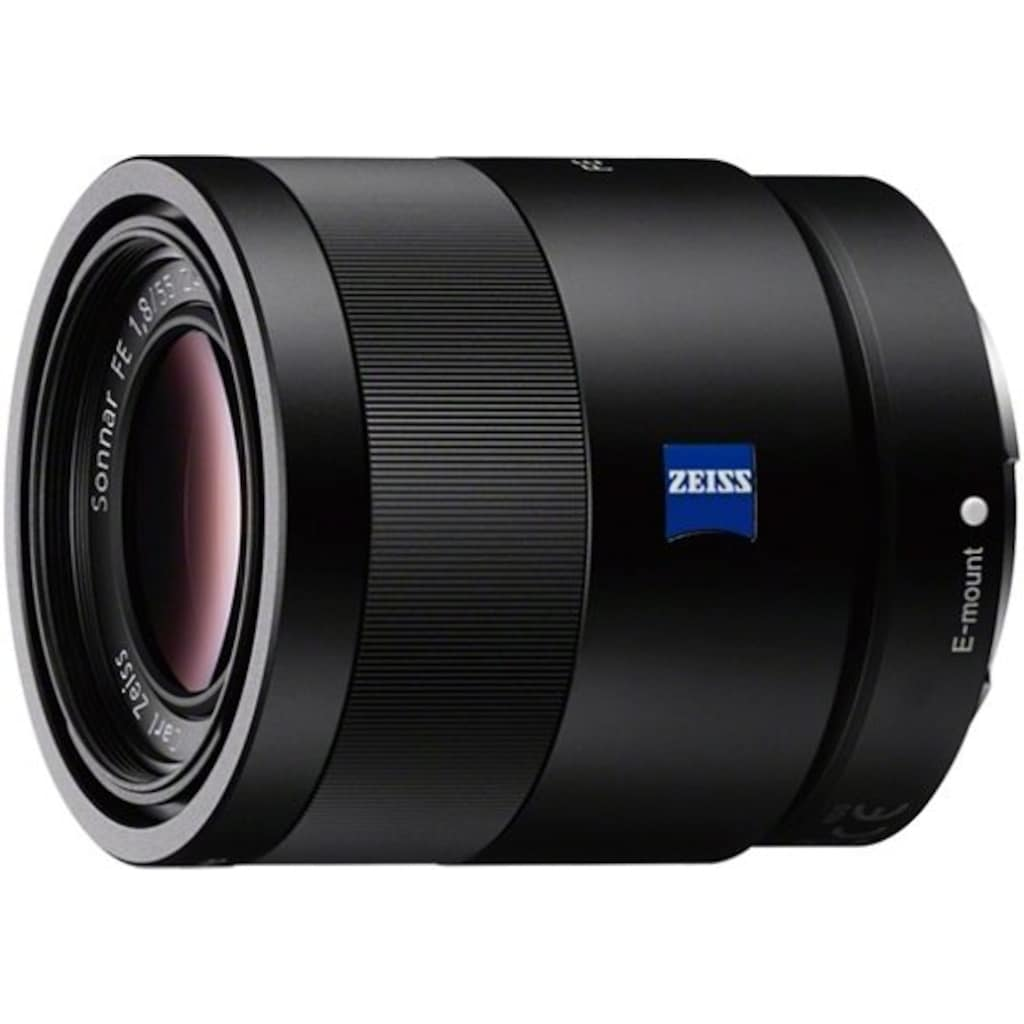 Sony Objektiv »SEL55F18Z«, 55mm; F1.8