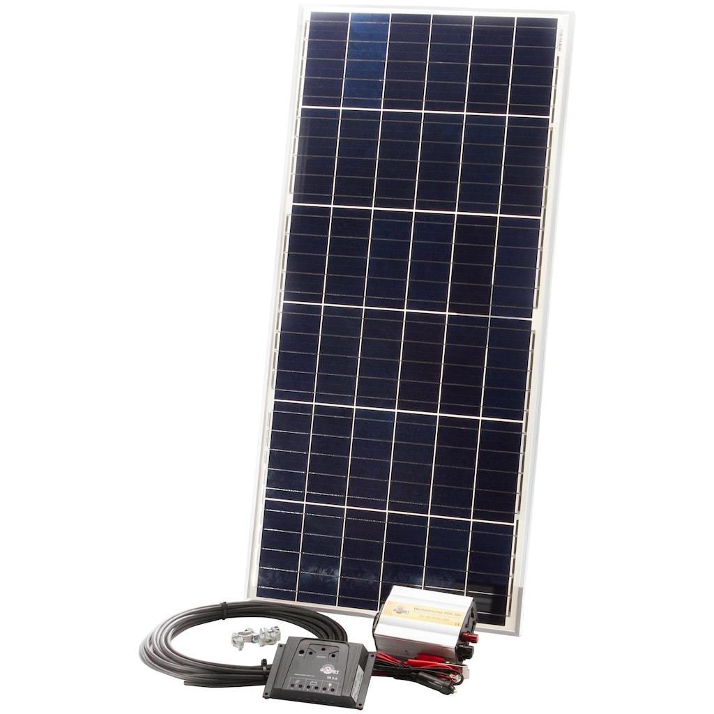 Sunset Solarmodul »Einsteiger-Stomset 45 Watt, 230 V«, für den Freizeitbereich
