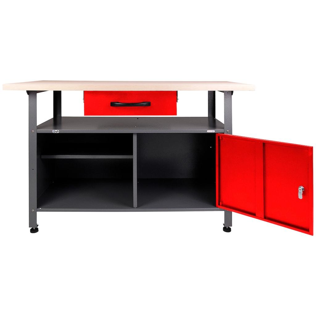 ONDIS24 Werkstatt-Set, 243 cm