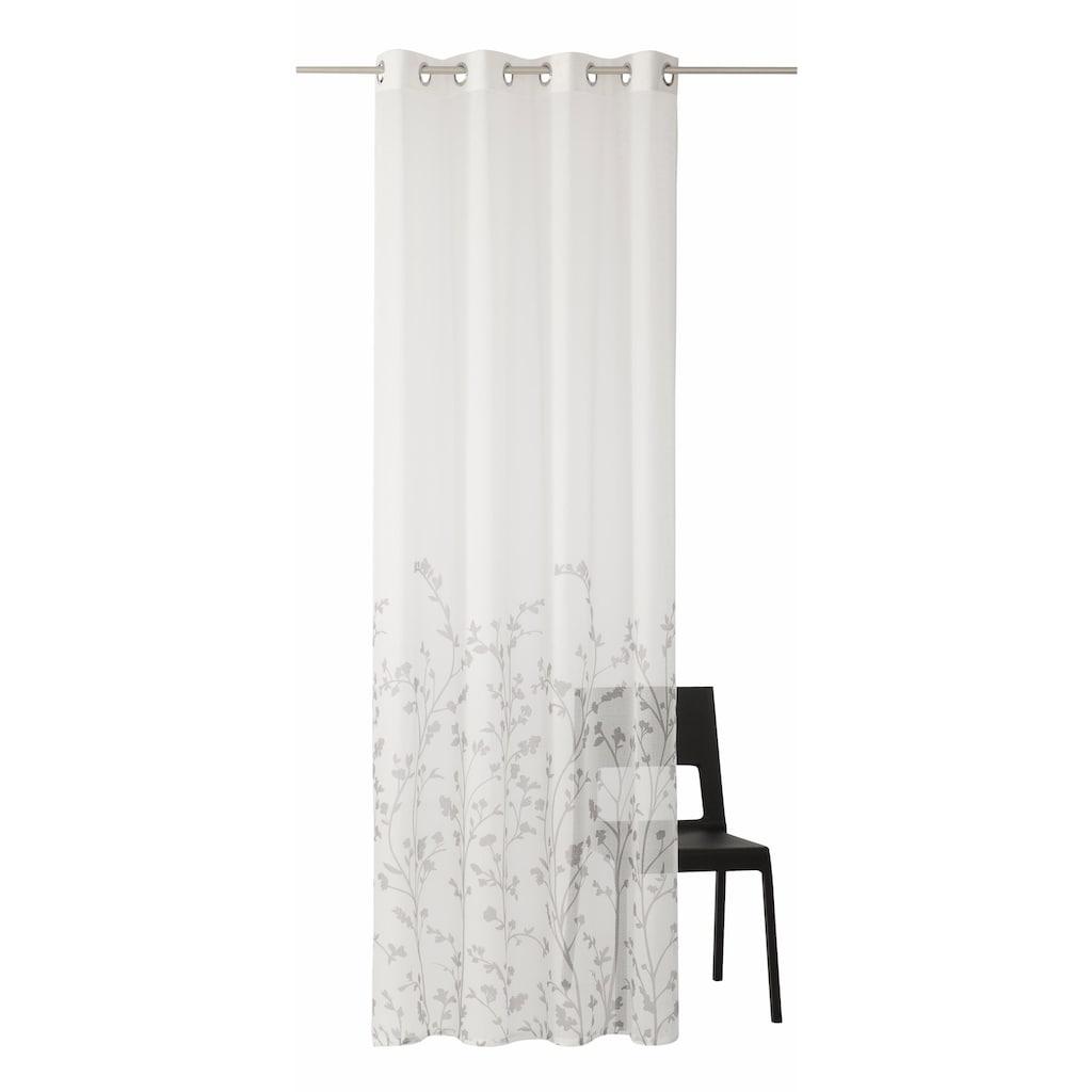 my home Gardine »Yalinga«, Vorhang, Fertiggardine, transparent