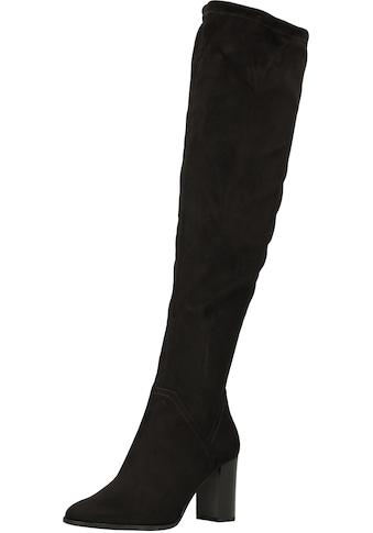 Tamaris High-Heel-Stiefel »Textil« kaufen