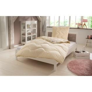 Naturfaserbettdecke Baumwolle 60 C My Home 4 Jahreszeiten Fullung 100 Baumwolle Vorgekrumpft Bezug 100 Baumwolle Bestellen Baur