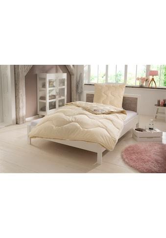 Naturfaserbettdecke, »Baumwolle 60 °C«, my home, Füllung: 100% Baumwolle, vorgekrumpft, Bezug: 100% Baumwolle kaufen