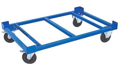 Transportroller, LxBxH 1210x810x275 mm, Tragkraft 750 kg, Rad-Ø 160x50 mm,... kaufen