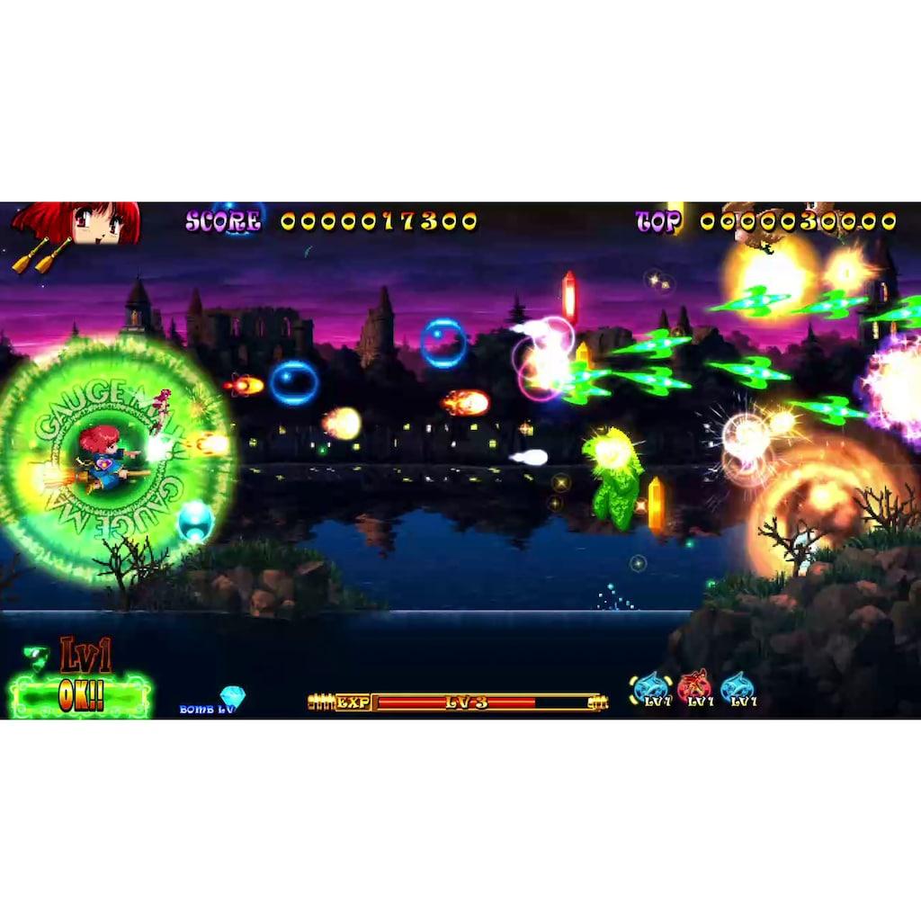 PlayStation 4 Spiel »Cotton Reboot!«, PlayStation 4