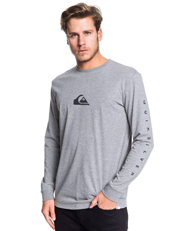 Quiksilver Langarmshirt Night Tract   Bekleidung > Shirts > Langarm Shirts   Quiksilver