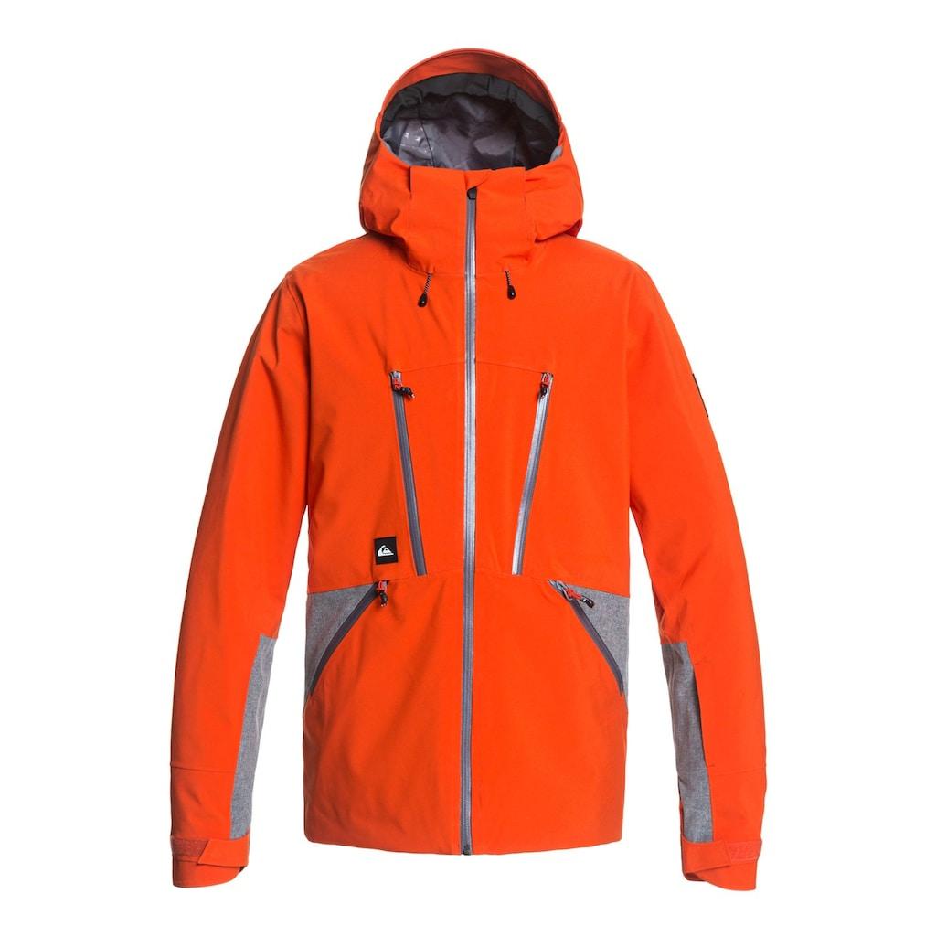 Quiksilver Snowboardjacke »Stretch Fjord«