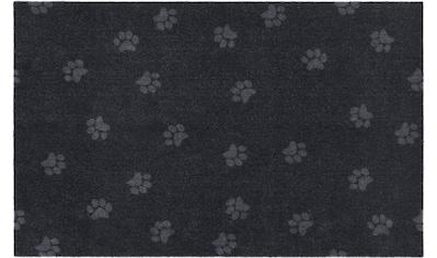 Fußmatte, »Paw Prints«, HANSE Home, rechteckig, Höhe 4 mm, maschinell gewebt kaufen