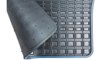 Walser Universal-Fußmatten »Blueline Premium«, Kombi/PKW, (Set, 2 St.), Größe 1 kaufen