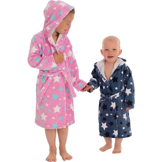 Kinderbademantel »8207«, Wewo fashion