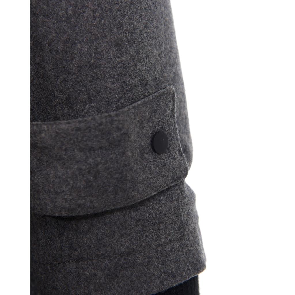 JCC Outdoorjacke »124009«, Long, für die kältere Jahrezeit geeignet