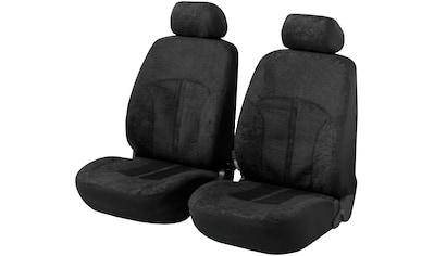 WALSER Set: Autositzbezug »ZIPP IT Premium Velvet«, mit Reißverschluss - System kaufen
