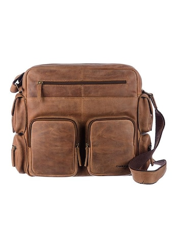 GreenLand Nature Messenger Bag »Montenegro« kaufen