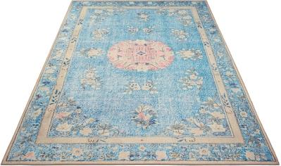 Teppich, »Sahar«, DELAVITA, rechteckig, Höhe 6 mm, maschinell gewebt kaufen