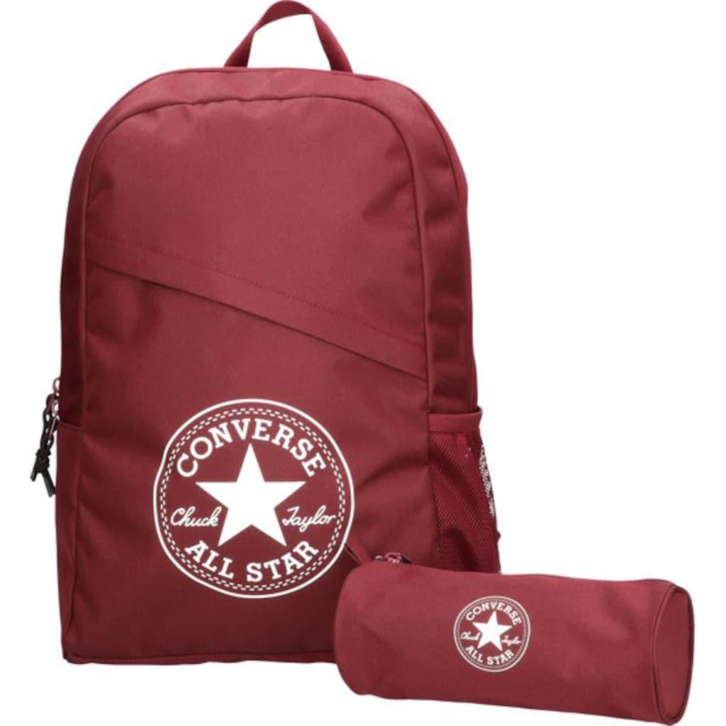 Converse Schulrucksack »Schoolpack XL, burgundy«