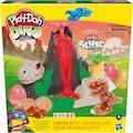 Hasbro Knete »Play-Doh Dino Crew Die Dino-Insel mit HydroGlitz Masse«