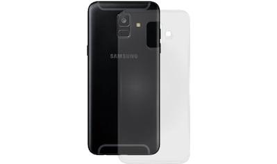 PEDEA Handytasche »Soft TPU Case für Galaxy A6 2018« kaufen