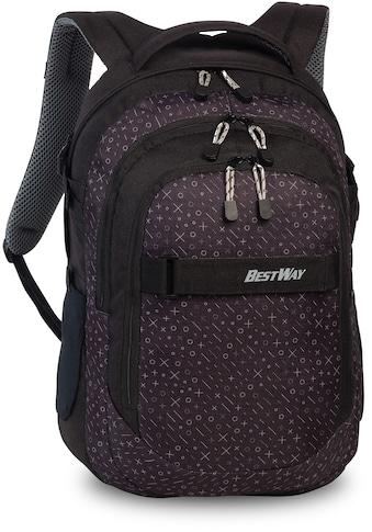 Bestway Laptoprucksack »Evolution Air, schwarz« kaufen