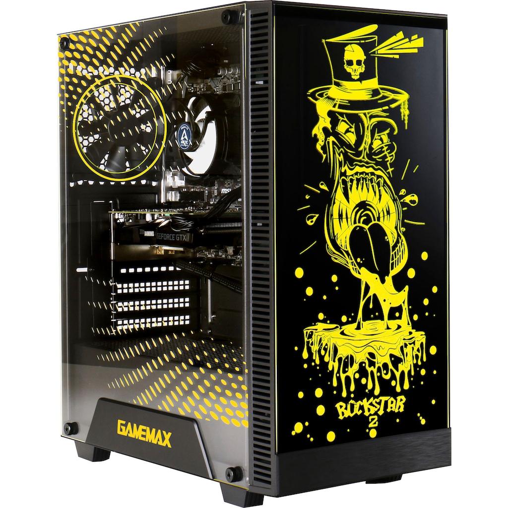 Hyrican Gaming-PC »Rockstar 6545«